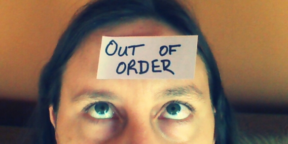out of order3