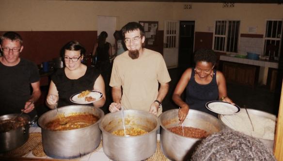 serving food 2014